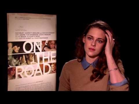 On The Road - Interview with Kristen Stewart