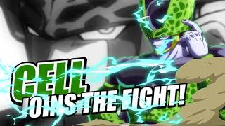 DRAGON BALL FighterZ - Cell Character Trailer | X1, PS4, PC
