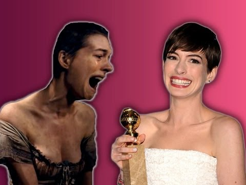 Act Like Anne Hathaway!