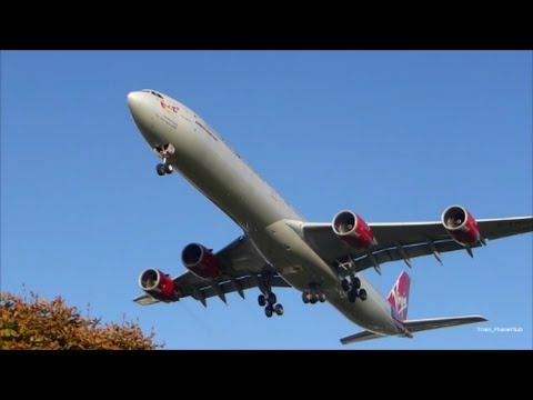 Afternoon Heavies at London Heathrow Airport | 11/10/14