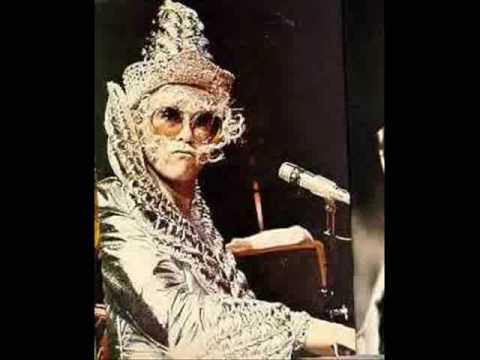 Elton John - Snow Queen (demo)