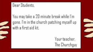 L4D My Life as The Churchguy