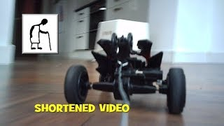 Auldey Micro Stunt RC Car and MiniCam SHORTENED VIDEO