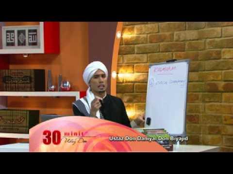 30min Ustaz Don -Tajwid 1 - Kesalahan Yang Sering Berlaku Dalam Bacaan Al Fatihah