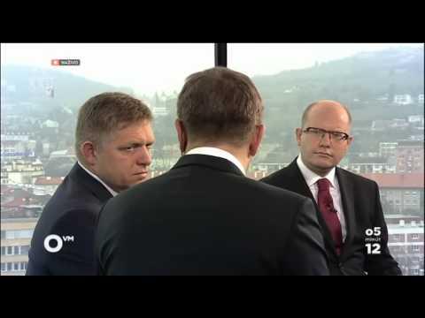 O 5 minút 12 - Otázky Václava Moravca
