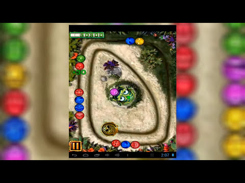 Monster Zuma para Android Gameplay