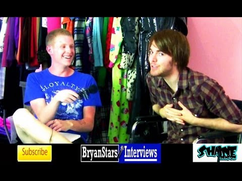 Shane Dawson Interview Featuring Shanna Malcolm 2012