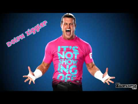 2012: Dolph Ziggler 8th WWE Theme Song - Here to Show the World...