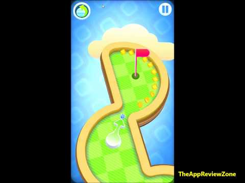Mini Golf Matchup iPhone App Review
