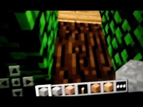Minecraft pe cool seed plus Herobrine