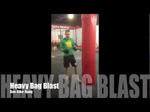 Heavy Bag Workouts Image 1