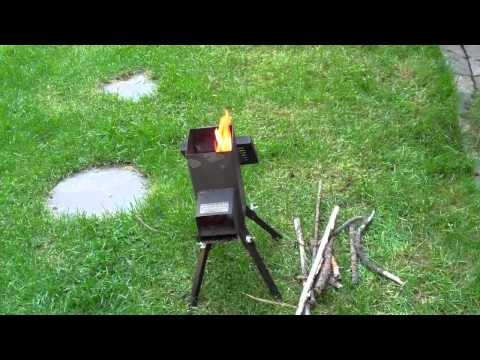 Wilderness survival gear review: The Deadwood Biomass Stove