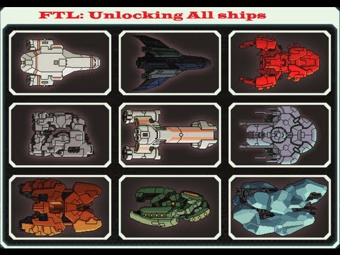 FTL : Unlocking all ships