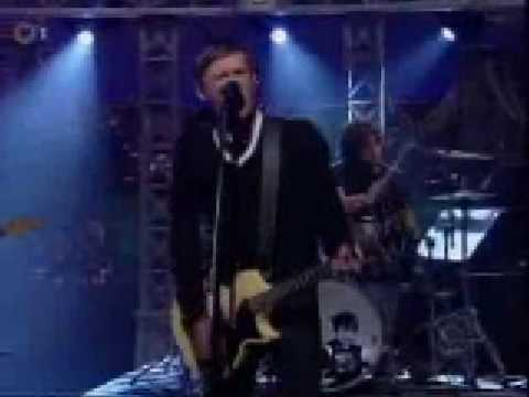 The Gaslight Anthem - '59 Sound (Live on David Letterman)