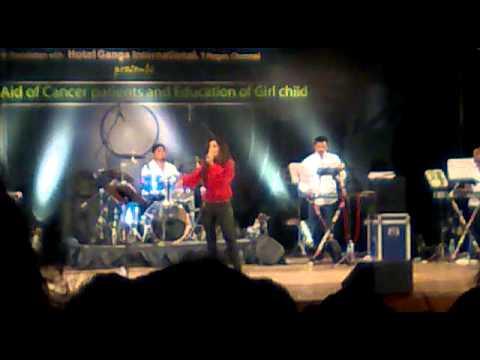 Shreya Ghoshal in Chennai - Munbe Vaa
