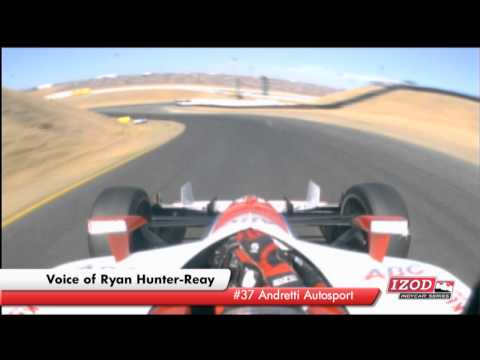 A lap of Infineon Raceway Video