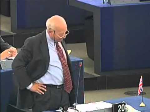 UKIP Godfrey Bloom takes a swipe at David Cameron and the British Conservatives