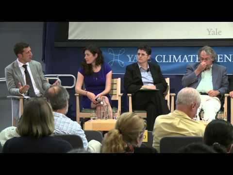 A Panel Discussion on Climate Change in New England