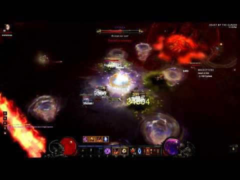 Diablo 3: Storm Chaser Critical Mass (1.04 Tank Wizard)