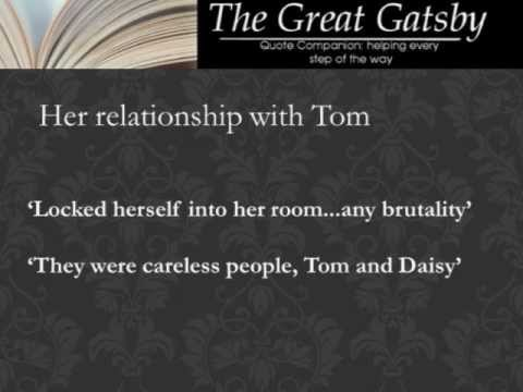 How to Compare Tom & Gatsby in