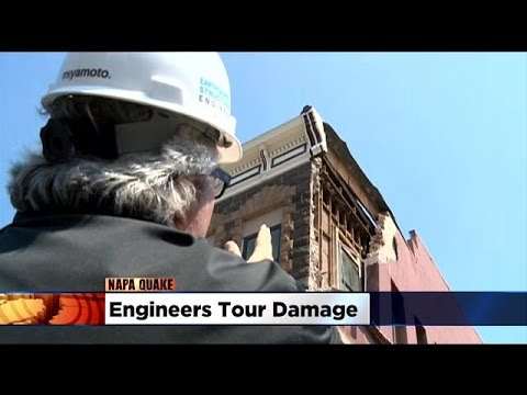 Sacramento Engineer: Timing Of Napa Earthquake Prevented Fatalities