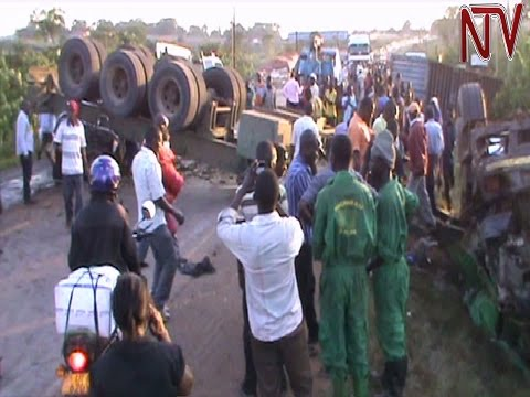 Death toll in Masaka road accident rises to 20