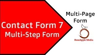 Contact Form 7 Multi-Step Form Tutorial