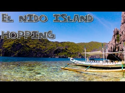 El Nido Island Hopping (Palawan, The Philippines)