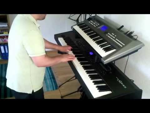Keyboard Cover: Right Here Waiting (richard Marx) video