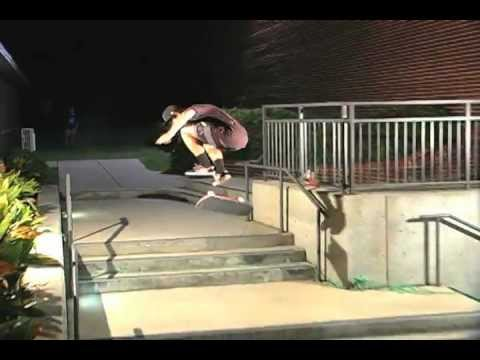 Zach Gillespy - Welcome To Landshark Wheels