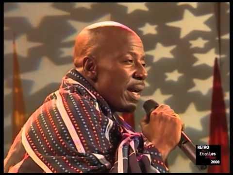 Alpha Blondy tere (live) - Afrique Etoile Plus Spéciale Reggae video