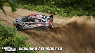 Launch Control: Ojibwe Forests Rally 2017 - Episode 5.10