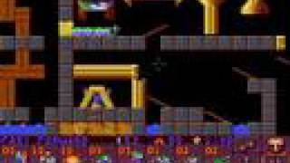 Lemmings 2 (PC) classic lvl 9 (elite way)
