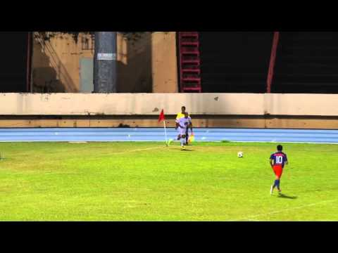 2013 OFC Champions League 2013.04.13 AS Dragon vs Waitakere United Highlights