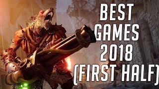 20 Best Games of 2018 (First Half)