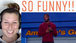 PREACHER LAWSON - SEMI FINALS | REACTION