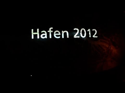 [LED Presentation] Hamurger Hafen Port 2012 - Hamburg museum