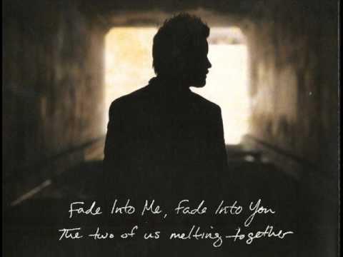 David Cook: Fade Into Me - lyrics