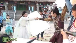 [BTS] Zhao Li Ying & William Chan - Yu