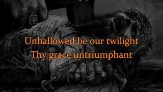 Vital Remains - Dechristianize (Lyrics Video)