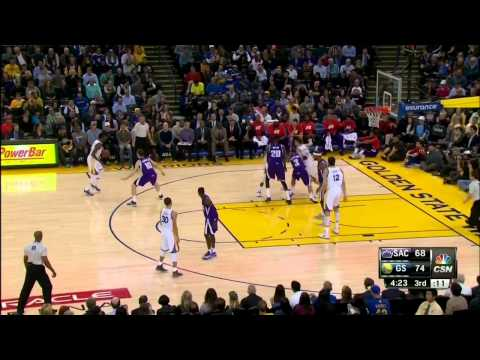 Full Highlights: Klay Thompson all 37 3rd quarter points NBA Record
