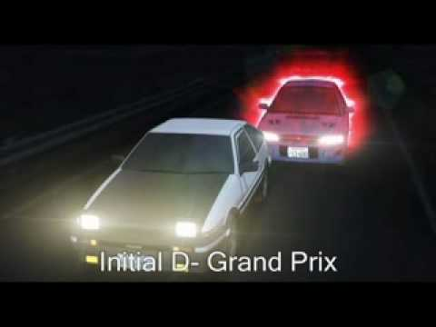 Cover image of song Grand prix by Initial D