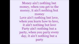 Big Sean Video - Miley Cyrus - Love Money Party (feat. Big Sean) Lyrics