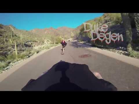 Dino Duke's Downhill Dash