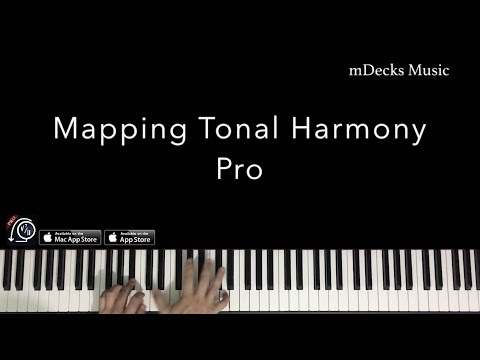 Tonal Harmony for Musicians by Musicians. Available on the App Store