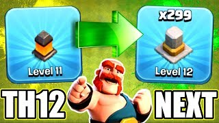 WHAT HAPPENS WHEN YOU COMPLETE CLASH OF CLANS!? ✅ - READY FOR TOWN HALL 12!