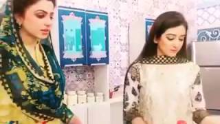 Nabeeha Ejaz in Ramazan transmission of Neo TV