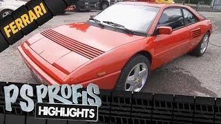 Ferrari Mondial | PS Profis - Oldtimer im Visier