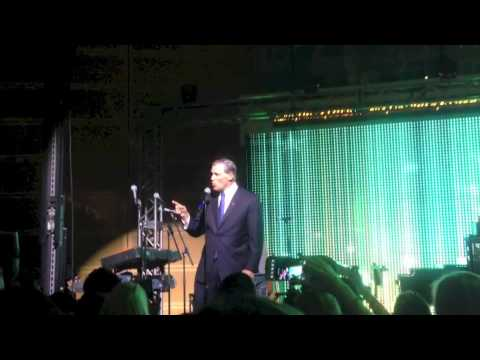 Governor Jay Inslee at The Green Inaugural Ball 2013