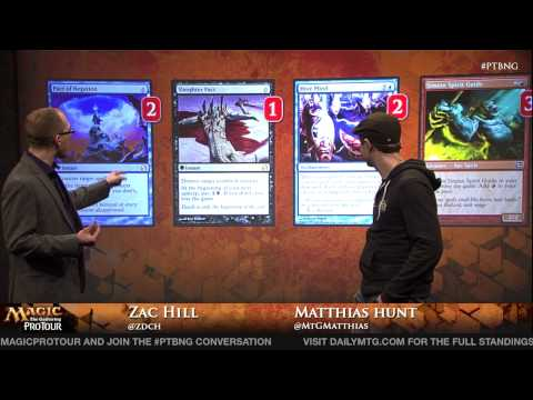 Pro Tour Born of the Gods Modern Deck Tech: Amulet Combo with Matthias Hunt